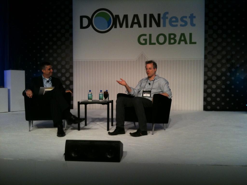 Ben Mezrich DomainFest