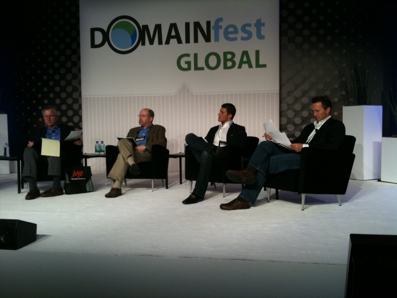 DOMAINfest Panel of Judges