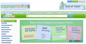 Visit Coupon Cactus for GoDaddy Coupons