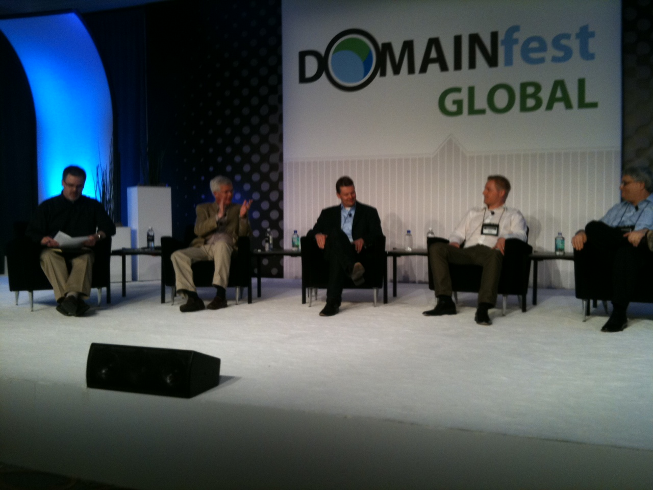 New TLDs Panel: DomainFest