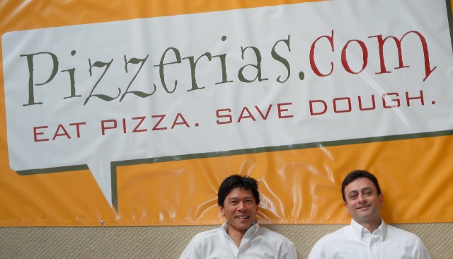 Maz Ghani and Ron Santos, Pizzerias.com