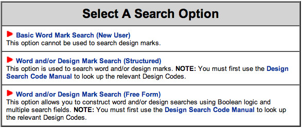 USPTO Trademark Search Using TESS for Searching Domain Names