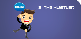 Type 2, The Hustler: What Type of Domainer are You?