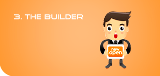 Type 3, The Builder: What Type of Domainer are You?