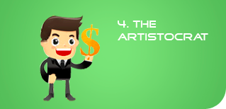 Type 4, The Aristocrat: What Type of Domainer are You?