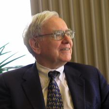Warren Buffet Domain Name Investing