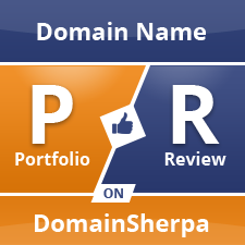 DomainSherpa Portfolio Review – Nov 7, 2013