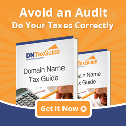 DNTaxGuide: Domain Name Tax Guide
