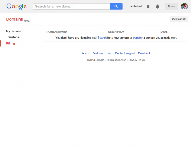 10-Google Domains