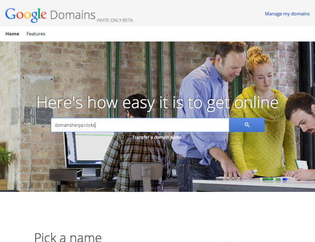 4-Google Domains