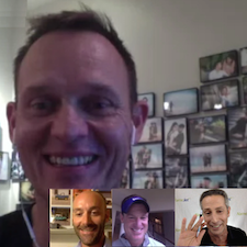 DomainSherpa Discussion with Michael Cyger, Andrew Rosener, Frank Schilling and Shane Cultra