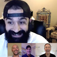 DomainSherpa Review with Michael Cyger, Ali Zandi, Andrew Rosener and Shane Cultra