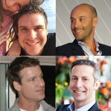 DomainSherpa Review with Michael Cyger, Andrew Rosener, Sam Dennis and Shane Cultra