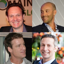 DomainSherpa Review with Michael Cyger, Andrew Rosener, Frank Schilling and Shane Cultra