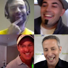 DomainSherpa Review with Michael Cyger, Michael Krell, Jeffrey Emerick and Shane Cultra