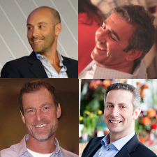 DomainSherpa Review with Michael Cyger, Andrew Rosener, Monte Cahn and Shane Cultra