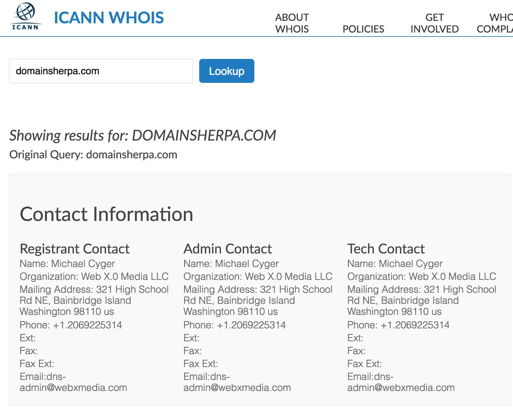 GoDaddy Stole My Domain!