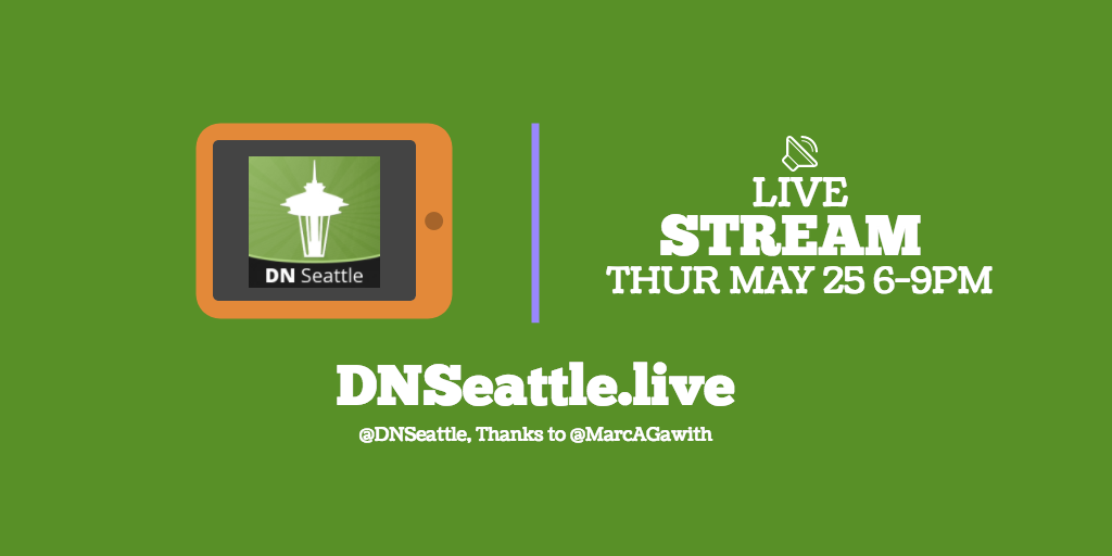 DNSeattle Live