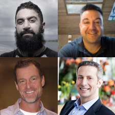 DomainSherpa Review with Michael Cyger, Ali Zandi, Josh Eisenhower and Shane Cultra
