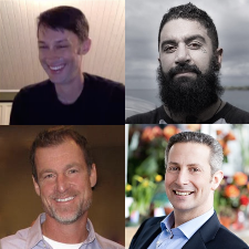 DomainSherpa Review with Michael Cyger, Adam Strong, Ali Zandi and Shane Cultra