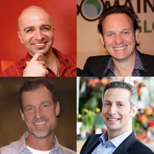 DomainSherpa Review with Michael Cyger, Ammar Kubba, Frank Schilling and Shane Cultra