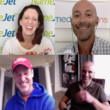 DomainSherpa Review with Tess Diaz, Ammar Kubba, Drew Rosener and Shane Cultra