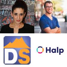 Utilizing a Premium Domain for a Rebranding Statement: Halp.com
