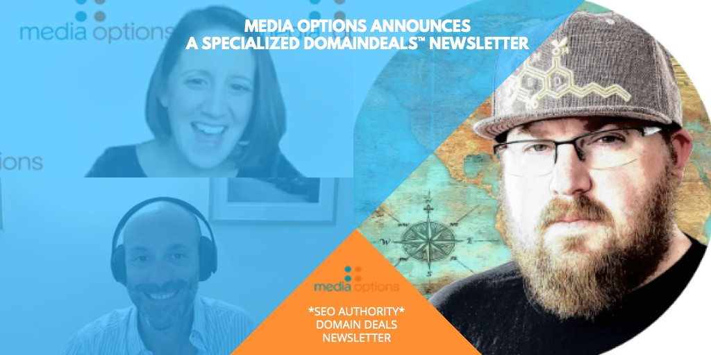 Media Options Announces a New SEO Domain Acquisition Newsletter