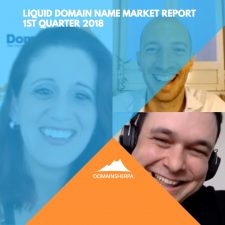 Liquid Domain Name Market Report 1st Quarter 2018