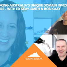 Exploring Australia's Unique Domain Investment Culture – with Ed Keay-Smith & Rob Kaay