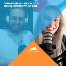 DomainSherpa Digital Fortune – Mar 24, 2021: Evergreen Content w/ Jen Sale