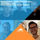DomainSherpa – Down The Rabbit Hole – September 14, 2021: Bored Apes Playing in the Sandbox