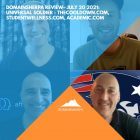DomainSherpa Review – July 20, 2021: Universal Soldier: TheCooldown.com, StudentWellness.com, Academic.com