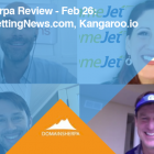DomainSherpa Review – Feb 26: Alp.com, BettingNews.com, Kangaroo.io…
