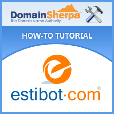Domain Name Appraisals with Estibot.com